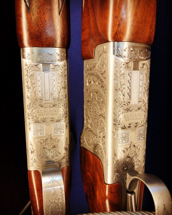 Showing here a great classic Miroku MK60 grade 5. It is extremely well made, reliable and very elegant.