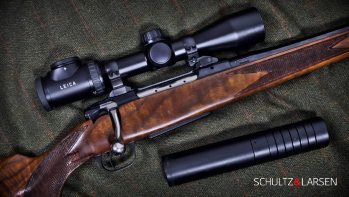 The S&L is the perfect rifle for stalking